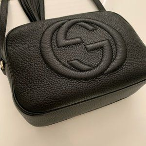 💐Gucci💐 Soho Small Leather Disco Shoulder Bag
